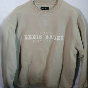 Eddie Bauer sweater!!!